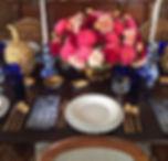 White Dinner Settings- Everyday Elegance