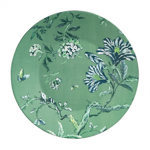 Wedgewood Chinoiserie Green Salad Plate