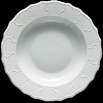 Mottahedeh Prosperity Rim Soup Plate