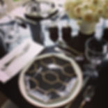 Dinner at The Game Table - Everyday Elegance