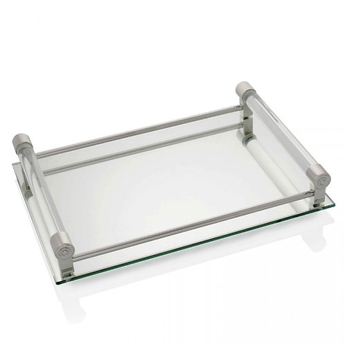 Coco Mirrored Bar Tray by William Yeoward
