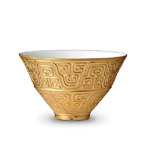 L'Object Han Gold Bowl