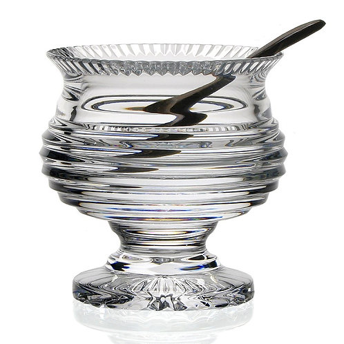 Paula Salt Dish with Spoon