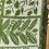Thumbnail: Leaf Print Napkin