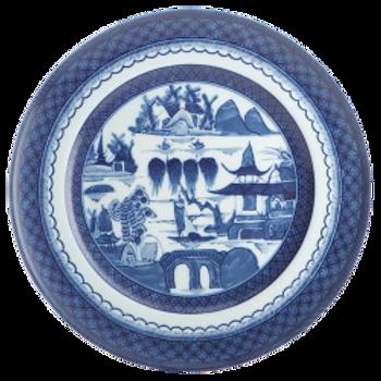 Mottahedeh Blue Canton Dinner Plate