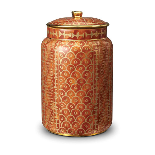 Fortuny Ashanti Canister - Large by L'Objet
