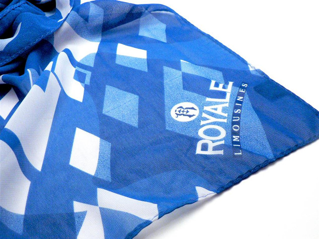 Royale Limousines Custom Scarf