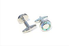 Opal Cuffflinks