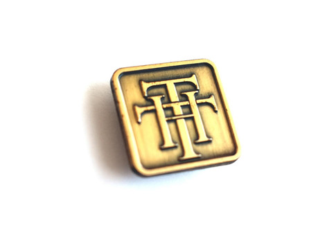 Heritage Custom Pin