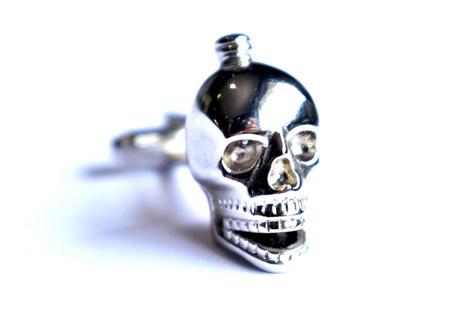 Skullhead Cufflinks