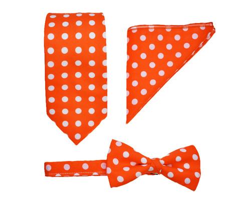 Orange Spot Set