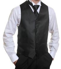 Black Classic Vest