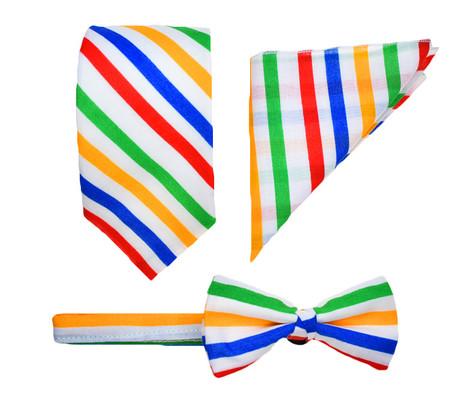 Multi Stripe Set
