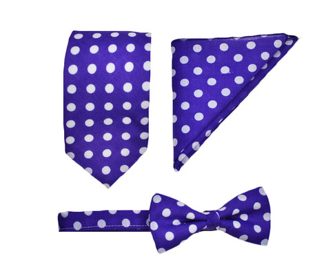 Purple Spot Set