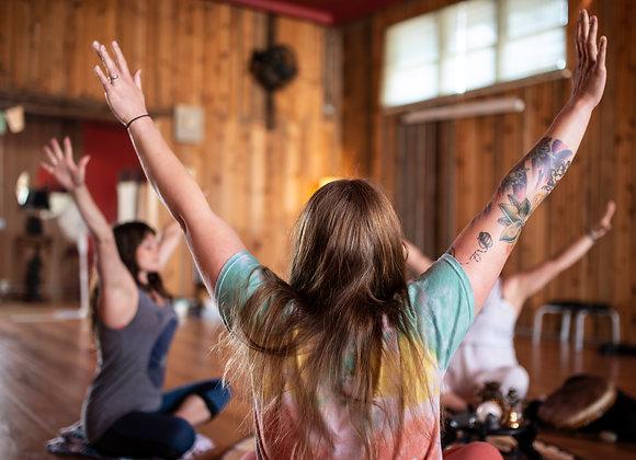Yoga Community Circle