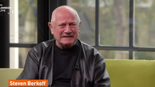 My Life: A Quagmire of Nothingness?  Accusations by Steven Berkoff