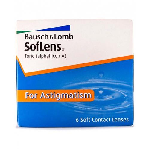 BAUSCH & LOMB SOFTLENS TORIC 66