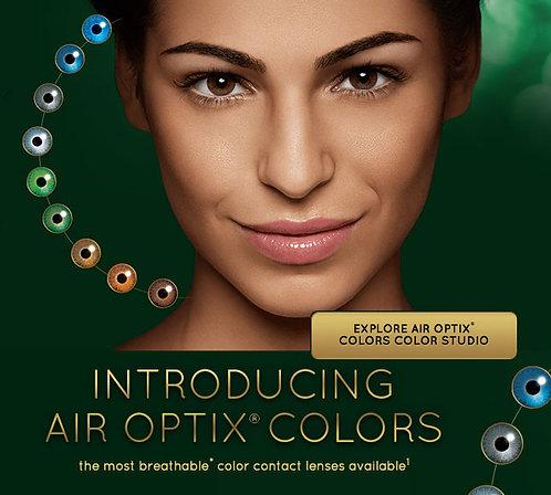 AIR OPTIX COLORS (1 MONTH)