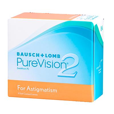 PURE VISION®2 ASTIGMATISM