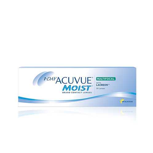 ACUVUE MOIST MULTIFOCAL 30'S