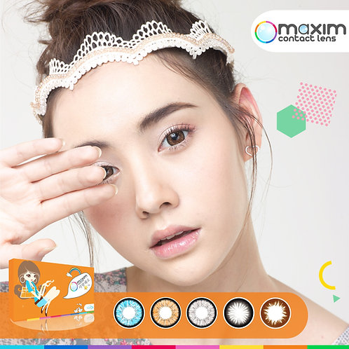MAXIM COLOURS ORANGE BOX