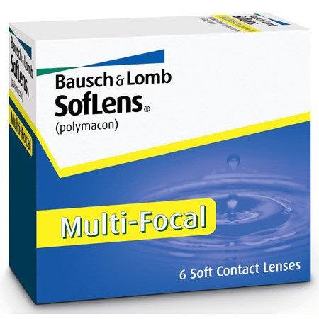 BAUSCH & LOMB SOFTLENS MULTIFOCAL