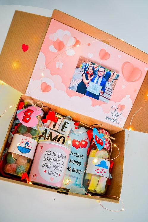 Caja dulce amor