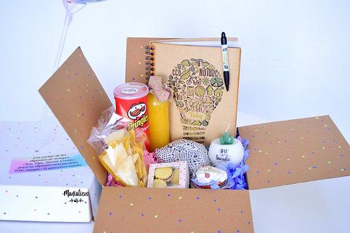 Ancheta caja sorpresa grande