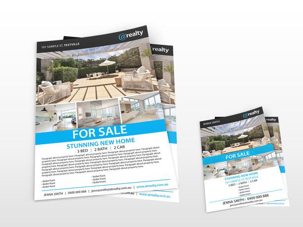 A4 & A6 brochures
