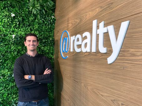 Innovative business model nets @realty $2 million in sales per day