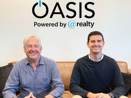 @realty launches OASIS platform for boutique agencies and sole operators