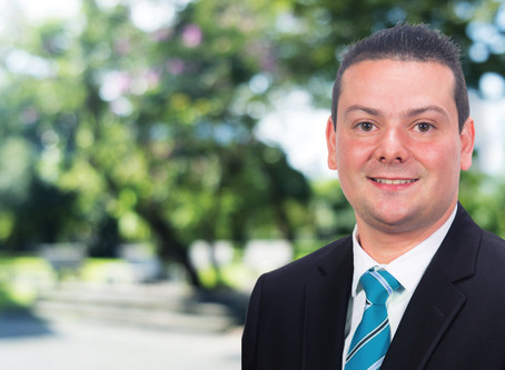 @realty have welcomed North Brisbane agent Patrick D'Arrigo to the team