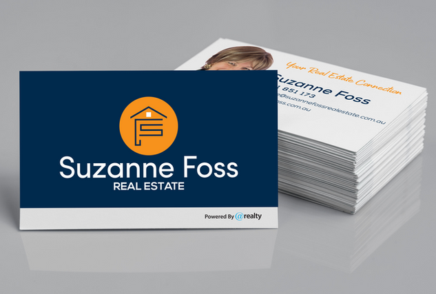 Suzanne Foss Business Cards