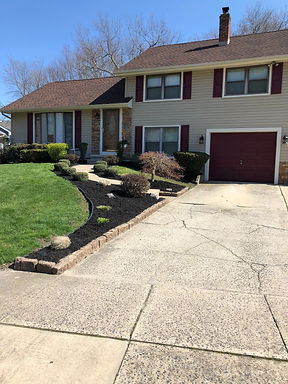 Lawn maintenance, Cherry Hill