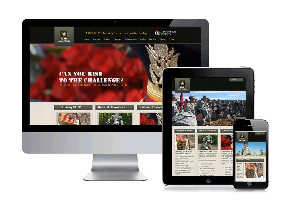 Army ROTC Web