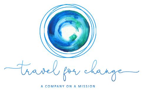 Travel for Change Branding
