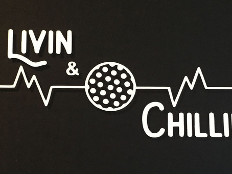 Livin & Chillin - August 15 2018 New Product