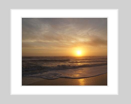 Endless Pos-sea-ibilities Sunset Print