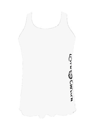 Livin and Chillin Women's Flowy Tank Top