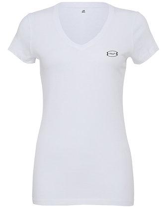 Football Heartbeat Women's Moisture Wicking Shirt