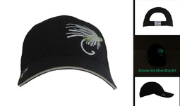 keep it fly glow in the dark hat-collage