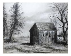 Old Corn Barn