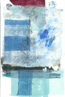 Mixed media and monoprint on paper Reference : 1616x25F220M5