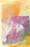 16 x 25 cm Monoprint and mixed media on paper Reference : 1616x25220M22b