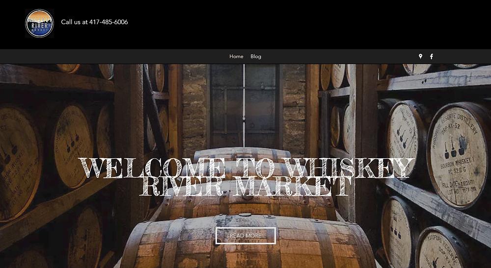 whiskeyrivermarket.com