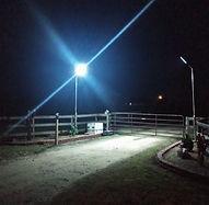 SOLAR DRIVEWAY LIGHTING