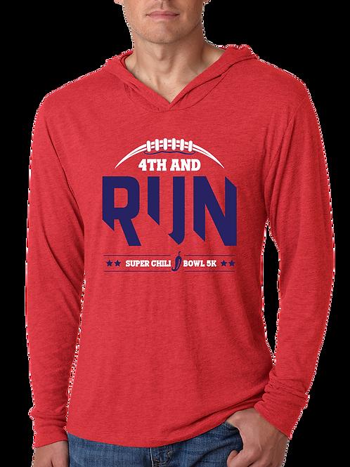 Super Bowl Long Sleeve Hoodie