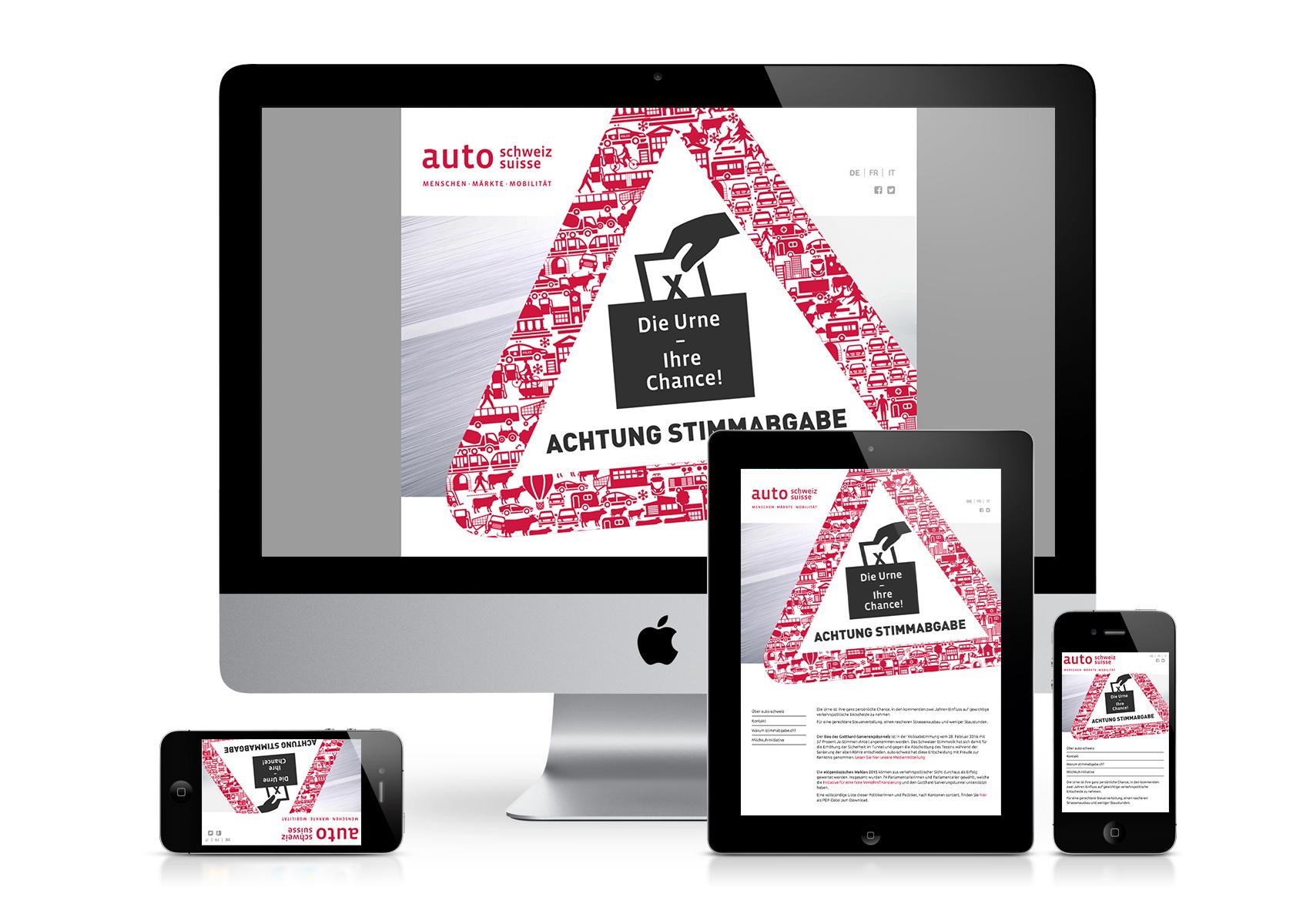 Crossmediale Kampagne
