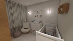design interiores quarto bebê JL