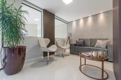 design de interiores hall QV